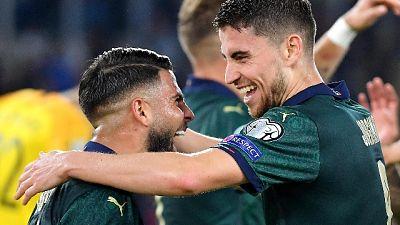 Italia a Euro 2020 con 3 turni anticipo