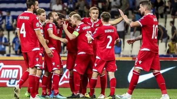 Euro 2020: Armenia-Liechtenstein 1-1