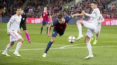 Euro 2020: Spagna rimanda qualificazione