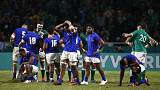 Samoa bow out of World Cup with familiar regrets