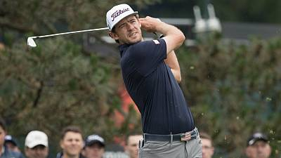 Cool dude Griffin takes one-shot lead after three rounds at Houston Open