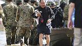 Ten killed, 16 missing after fierce typhoon pounds Tokyo