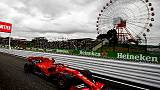 F1: Giappone, prima fila Ferrari