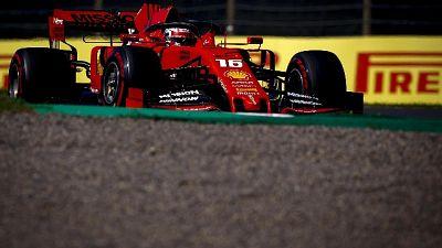 Gp Giappone: partenza lenta Ferrari
