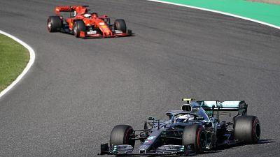 Gp Giappone: vince Bottas, 2/o Vettel