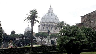 La Nazionale in visita privata dal Papa
