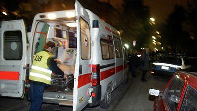 Muore in scooter contro Volante polizia