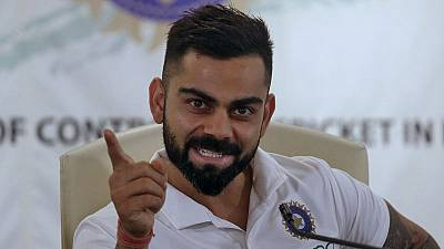 Batsman Kohli credits India captaincy for change in mindset