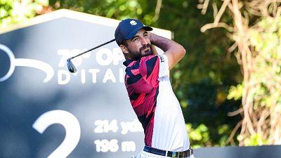 Golf: Open Italia,Laporta, gioia enorme