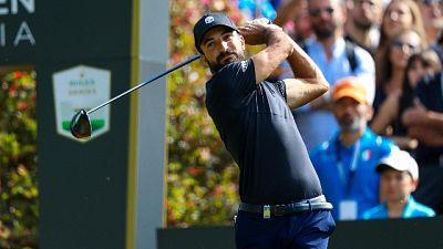 Golf:Open Italia,Laporta miglior azzurro