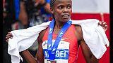 Atletica:primato mondiale maratona donne