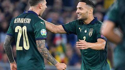 Euro 2020: azzurri, D'Ambrosio a casa