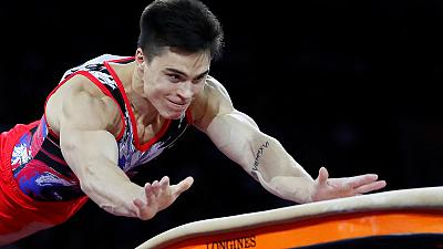 Nagornyy claims vault gold as Russia raise the roof in Stuttgart