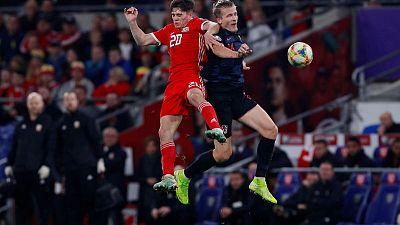 Wales hold Croatia to keep Euro 2020 hopes alive