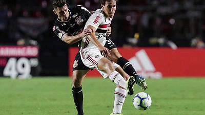 Penalty gives Sao Paulo 1-0 win over city rival Corinthians