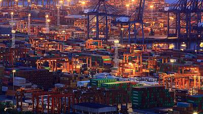 China September exports, imports in deeper contraction as tariffs bite