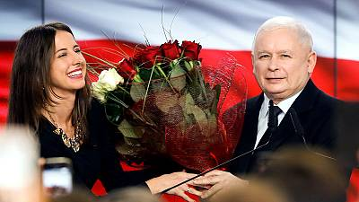 Poland's PiS seen winning parliamentary election - partial results
