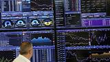 European stocks slip as China data, Brexit worries counter trade optimism
