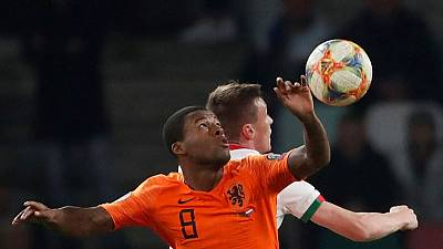Dutch on the right road again, says Wijnaldum
