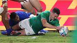 Ireland's Sexton confident they can break quarter-final curse