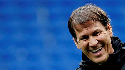 Lyon appoint Garcia as manager