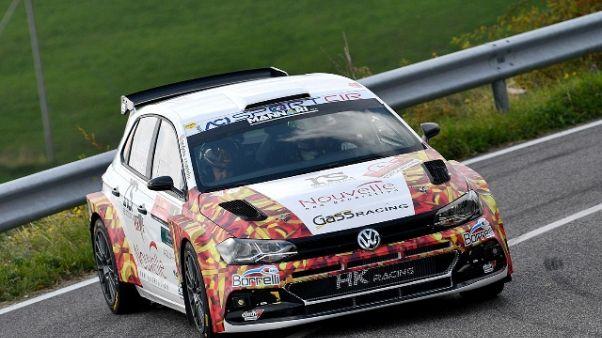 Rally: Volkswagen Crugnola vince 2 Valli