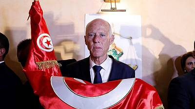 New Tunisian leader rode wave of youth excitement to presidency