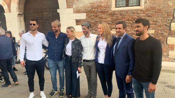 Nuoto: a Verona ricordo ct Castagnetti