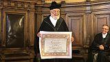 Laurea honoris causa al padre del pc