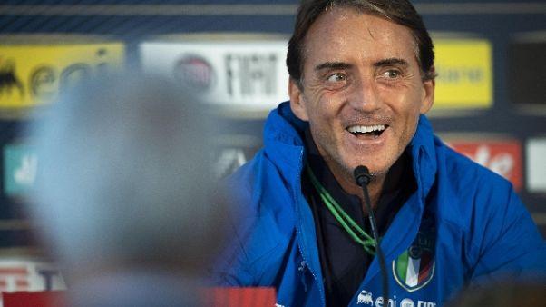 Mancini, Pozzo? Mi mancano due Mondiali