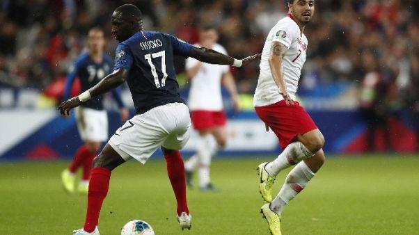 Euro 2020: Francia e Turchia 1-1