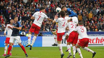 France denied early Euro qualification with Turkey draw