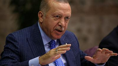 Erdogan sees no issues in Kobani after Syrian deployment, welcomes U.S. withdrawal
