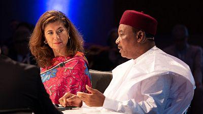 Le président du Niger Mahamadou Issoufou porte la vision africaine au 17ème Forum de Rhodes du Dialogue des civilisations