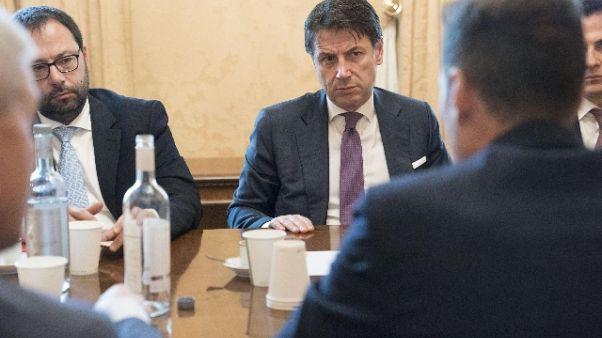 Manovra: Conte, quota 100 rimane