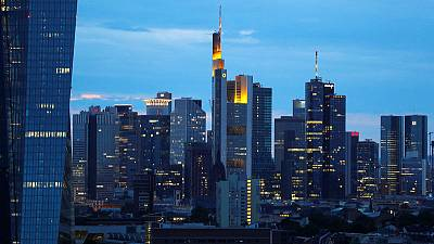 German investor sentiment falls less than expected in October