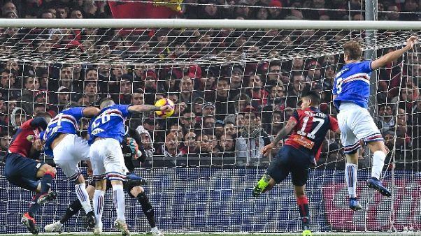 Sampdoria, Ranieri detta le sue regole