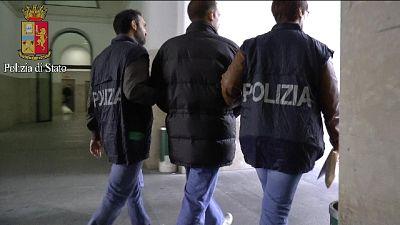 Latitante da 15 anni arrestato a Milano