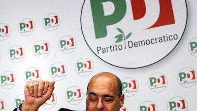 Pd: Zingaretti, basta deleghe a capo