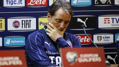 "Mancini ""sport unisce, no a ogni guerra"""