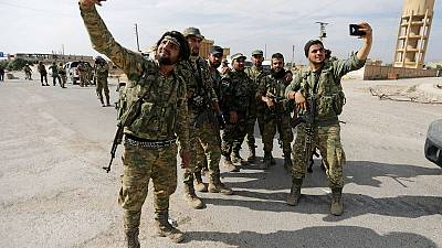 Power shift - Who gains in the battle for Syria's northeast?