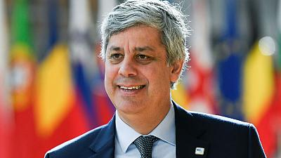 Portugal's Costa presents cabinet list, Centeno keeps finance job