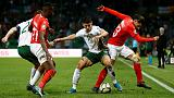 Swiss revive chances with win, leave Ireland to stew