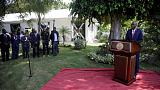 Haiti opposition rejects president's assurances he will fight corruption