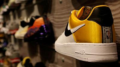 Technical foul: Chinese traders in online sneaker market punish NBA after Hong Kong controversy