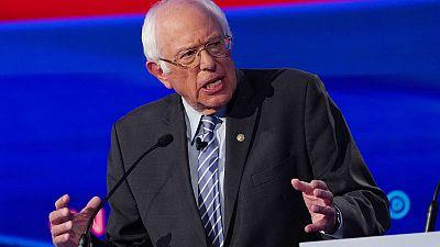 White House hopeful Sanders gets endorsements from star progressives
