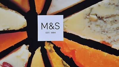 M&S CFO Humphrey Singer to step down at the end of the year
