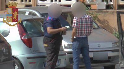 Truffa, arrestato dipendente pubblico
