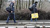 Uomo travolto e ucciso da un treno