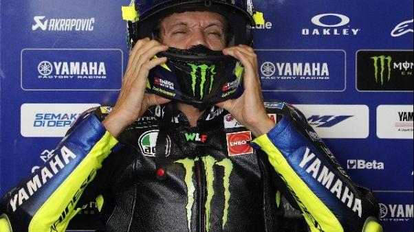 Rossi,a Motegi proveremo nuove soluzioni
